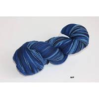 Овечья пряжа Кауни blue2 400 Пряжа из 100% овечьей шерсти подходит для ручного вязания спицами Кауни артистист