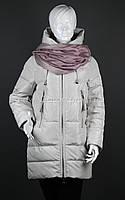 Куртка (парка) женская Batter Flei 720 молочный