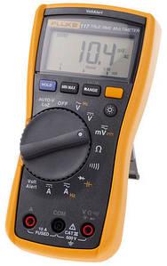 Fluke 117, Мультиметр  с бесконтактным индикатором напряжения