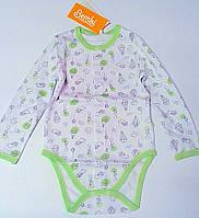 Боди Для малышей 92 см 1,5 года Универсальный 01059101137 БД59ав Бэмби Украина