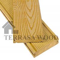 Террасная доска Polymer Wood Massive дуб 150*20*2200 мм