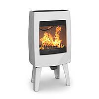 Чугунная печь Dovre Sense 300/E12 белая эмаль - 9 кВт