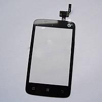 Сенсорный экран Lenovo A288T(черный)
