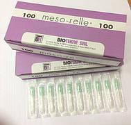 Расходные материала для мезотерапии