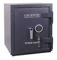 Сейф офисный CL.II.60.K.E Griffon
