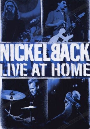 DVD-диск Nickelback: Live At Home (1999)