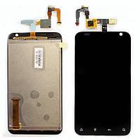 Дисплей HTC S510b (Rhyme) с сенсорным экраном (черный)