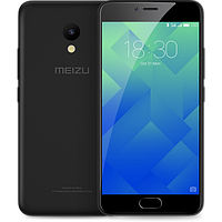 "Meizu M5 Black 3GRAM, 32G ROM 5.2"", IPS, 1280 x 720,  3G, 3070mA"
