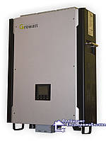 Інвертор гібридний GROWATT 10000HY ( 10кВ, з функцією резерва ), фото 1