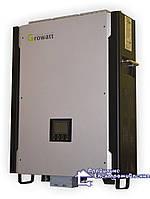 Гібридний мережевий інвертор Growatt Hybrid 10KW (10 кВт), фото 1