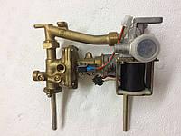 Блок газового и водяного редуктора в сборе