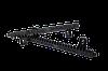 Рейка зубчатая полиамидная для откатных ворот: ТИП 2