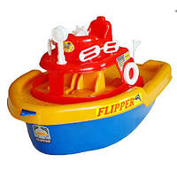 Забавный игрушечный корабль «Флиппер» (01-112-1)