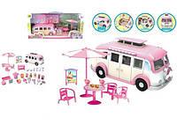 Автомагазин с мороженым