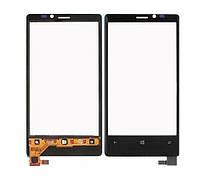 Сенсорный экран Nokia N920 (Lumia) (черный)