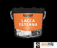 TM ELEMENT Lacca Esterna - фасадный лак (ТМ Элемент Лакка Эстэрна ),10 л..