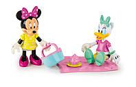 Набор фигурок Minnie & Mickey Mouse Clubhouse серии Солнечный денек - Пикник Минни и Дейзи (181960)