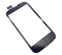 Сенсорный экран Nokia N510 (Lumia)  (черный)