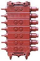 Гидрораспределитель ГА-34000 (Нива, Енисей) мускульный (7 секций)