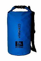 Сумка водонепроницаемая Consina Blue 15L