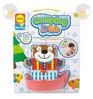 """Набор для купания """"Играем в ванной - Отдых на природе""""(М1147)"""