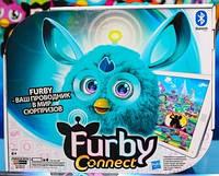 Ферби Коннект русский язык бирюзовый (Furby Connect Teal)