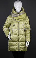 Куртка (парка) женская Batter Flei 720 лайм