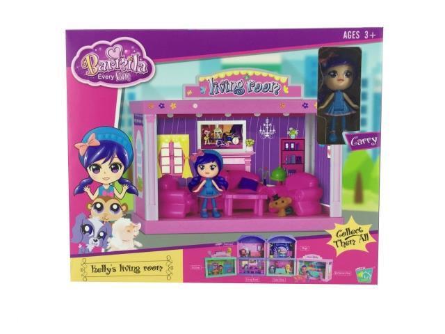 Детский набор игрушечная комната, 60211
