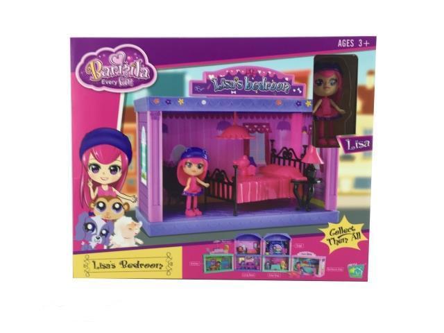 Детский набор игрушечная комната, 60213