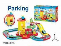 Конструктор-поезд Parking, 4073