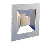 Светодиодный светильник Down Light COB 6W квадратный