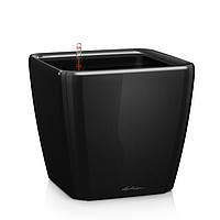Умный вазон  Quadro LS  50 Черный глянец