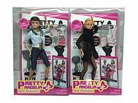 Модная кукла в красивой одежде 29 см , 81058