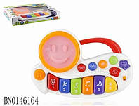 Детская музыкальная игрушка пианино, ВВ325-1