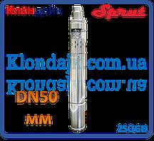 """Скважинный шнековый насос Sprut 2S QGD 0.5-25-0.37 """"IGLA"""""""