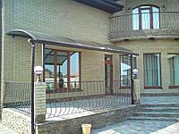 Ограждения для балконов и террас