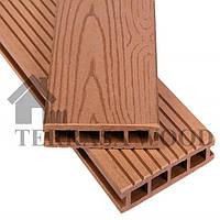Террасная доска мербау 150*25*2200 мм polymer wood premium