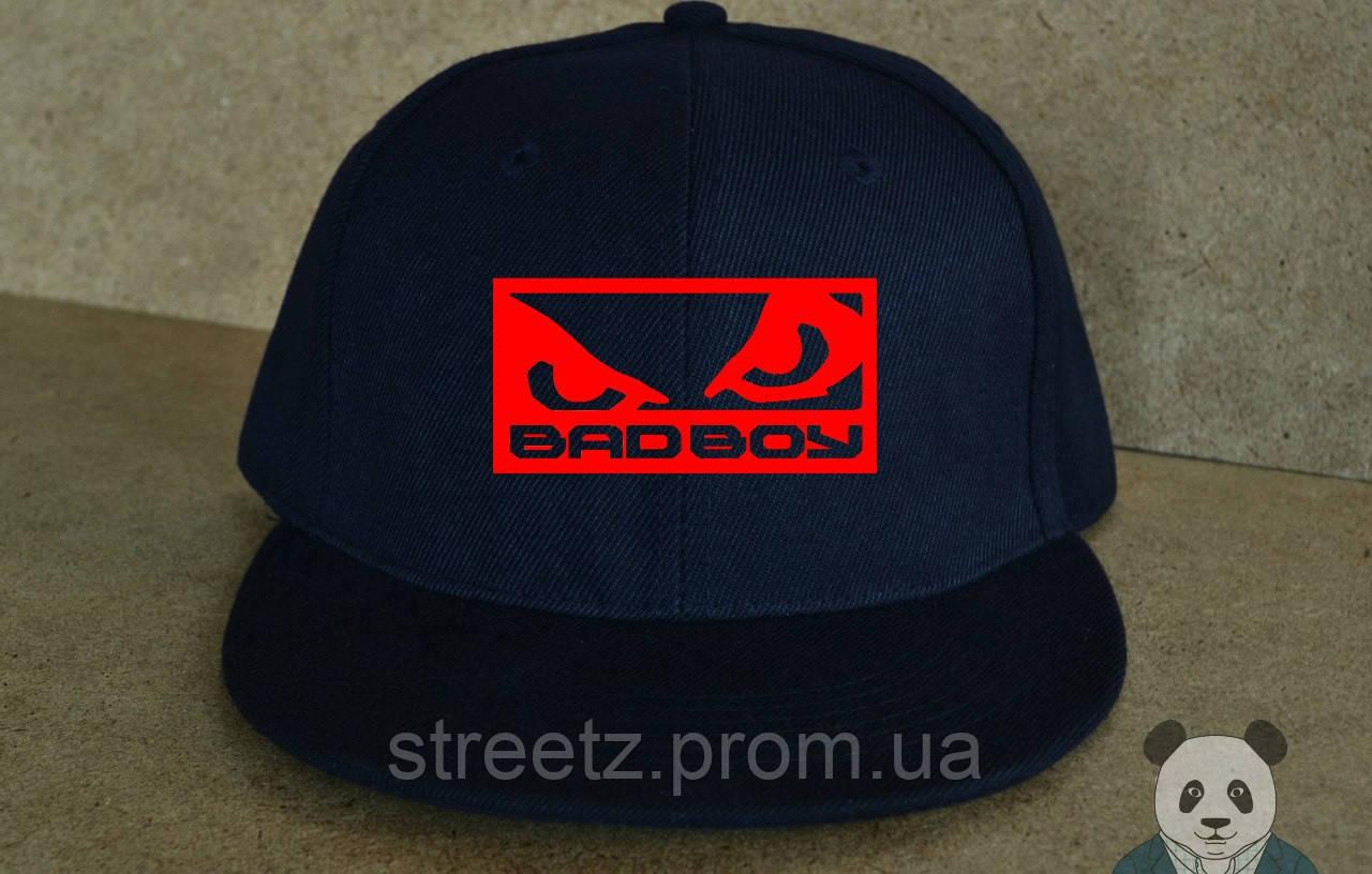 Кепка Snapback BadBoy Snapback Cap