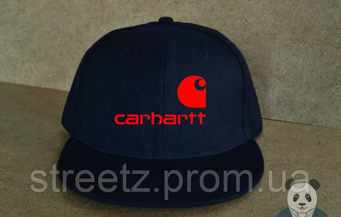 Кепка Snapback Carhartt Snapback Cap, фото 2