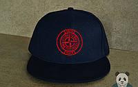 Кепка Snapback Stone Island Snapback Cap