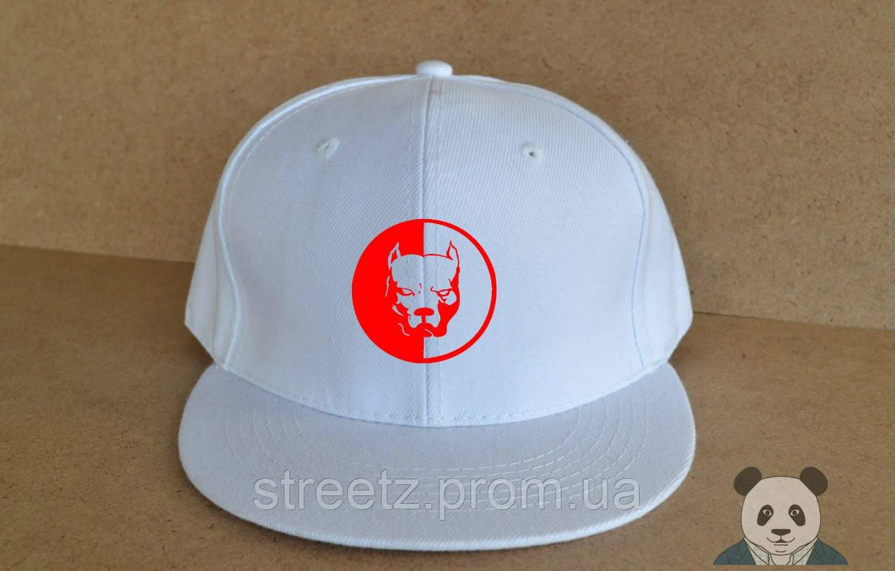 Кепка Snapback Pitbull Snapback Cap