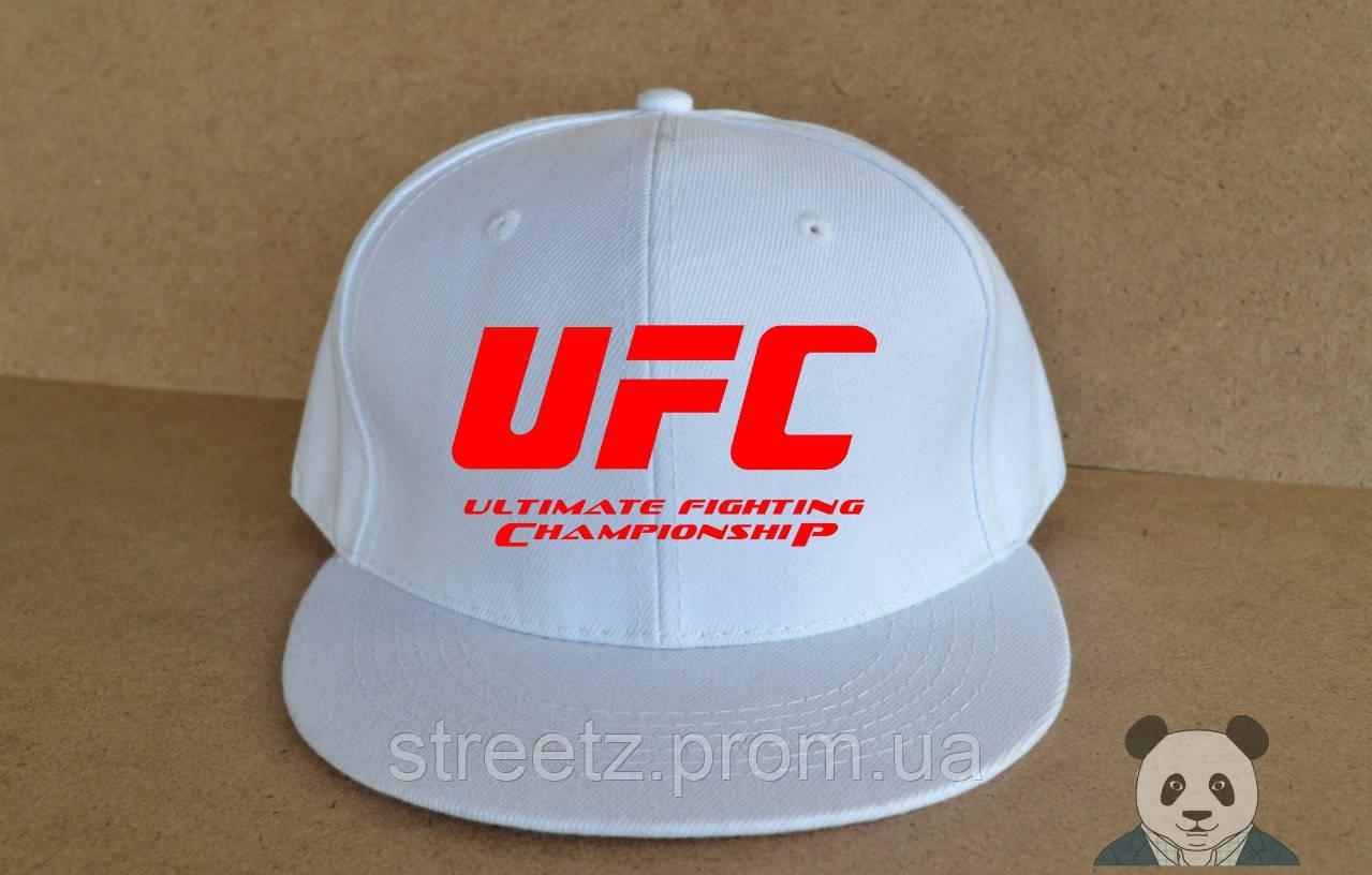 Кепка Snapback UFC Snapback Cap