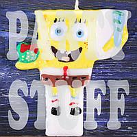 Свеча для торта Спанч Боб, фото 1