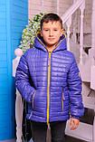 Куртка демисезонная для мальчика. , фото 7