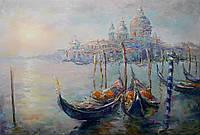 «Утро в Венеции» картина маслом