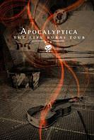 DVD-диск Apocalyptica - The Life Burns Tour (2006)