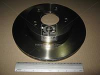 Диск тормозной МЕРСЕДЕС ВИТО (638) 1997-03 передний, вентилируемый (пр-во Bosch)