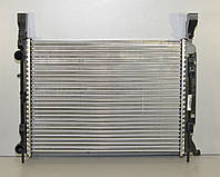 Радиатор охлаждения двигателя на Renault Kangoo II 1.5dCi+1.2Tce+1.6 2008-> — Renault (Оригинал) - 8200418327