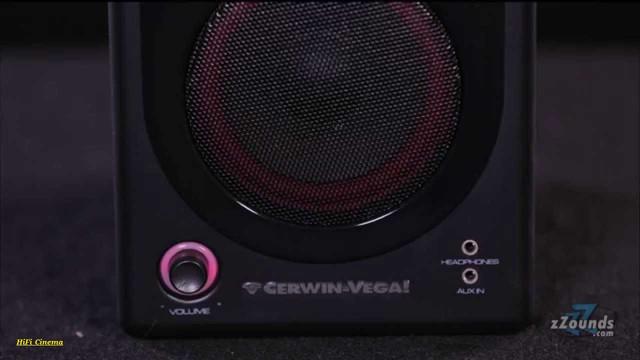 CERWIN-VEGA! XD-4