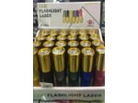 Фонарь+лазер C712-COB